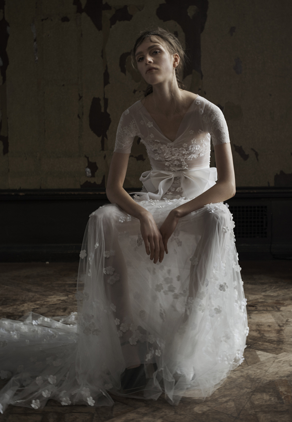 Vera Wang Bridal Collection Spring 2016