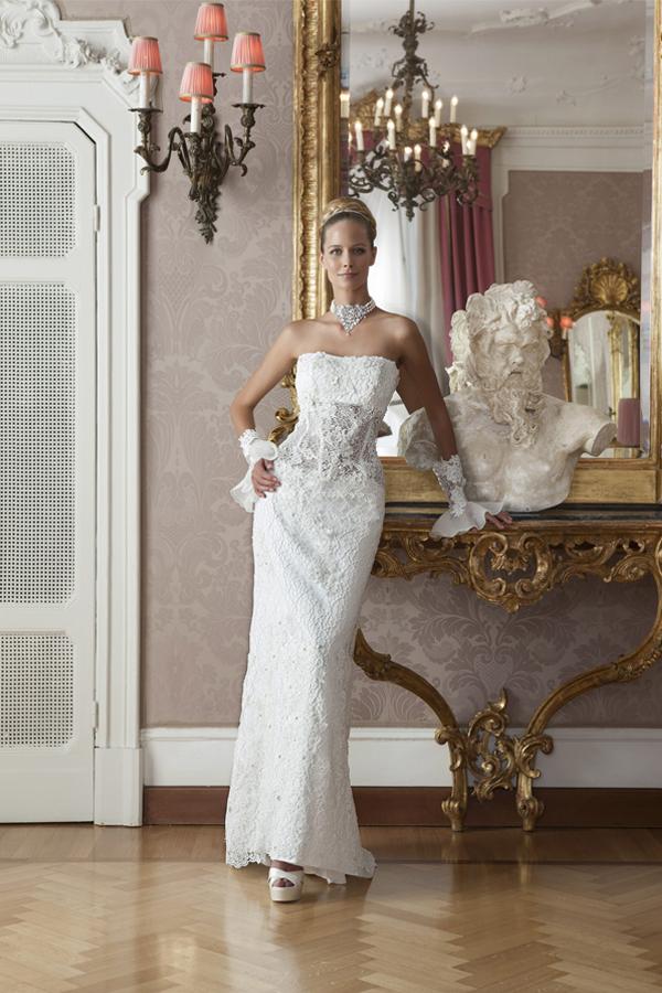 Galvan sposa e la nuova collezione diamanti for Vestiti usati in regalo