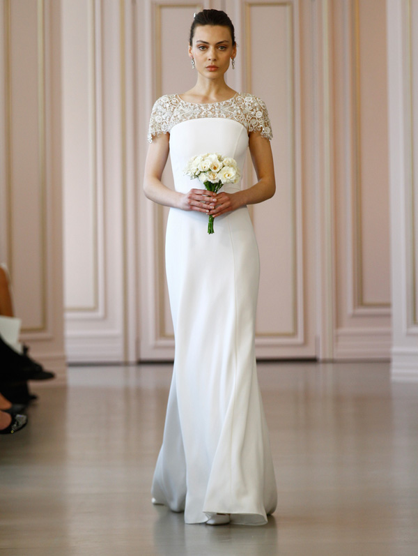 Abiti da sposa Oscar de la Renta - Spring 2016