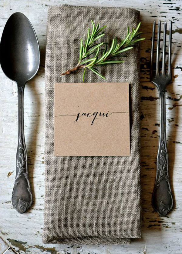 Free printable place cards. If you have a wedding, a birthday or an other party, welcome your guests with place cards and they will feel warmly embraced right from the beginning. Either place cards are positioned on the dinner table or they are arranged on a table at the entrance and inform your guests to which table they are assigned.