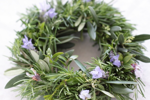 erbe aromatiche per il matrimonio