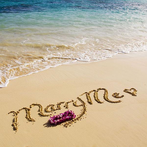 Proposta Di Matrimonio Spiaggia : Idee proposta matrimonio gioielleria mamprin gorgonzola