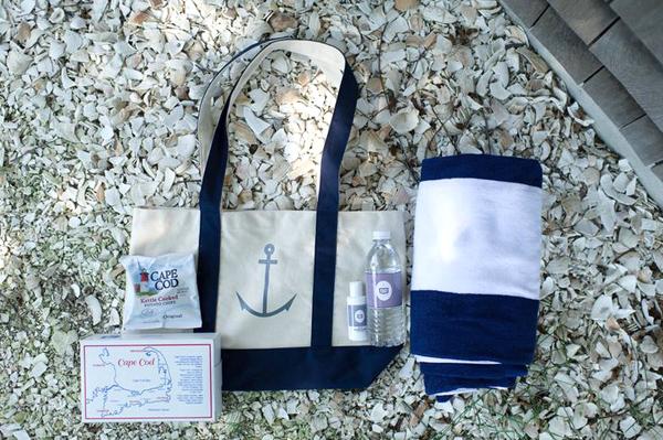 borsa kit da spiaggia