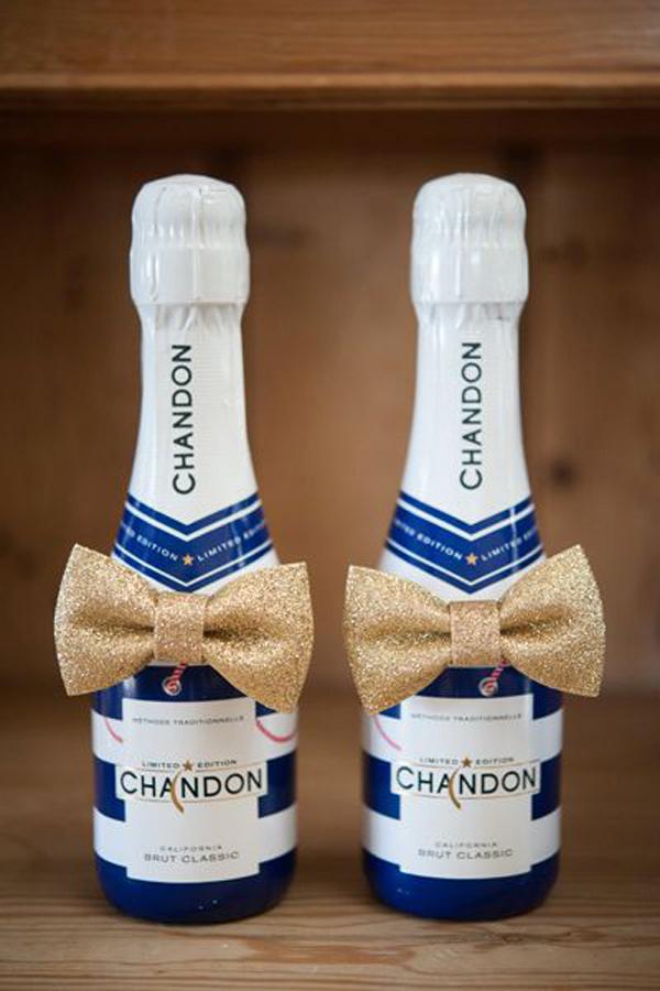 bottiglie piccole champagne