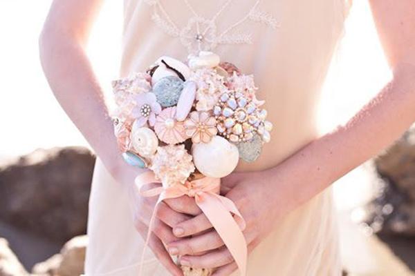 bouquet di conchiglie