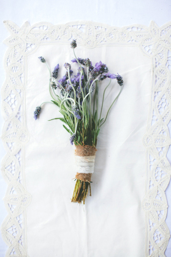 bouquet lavanda piccolo mazzolino