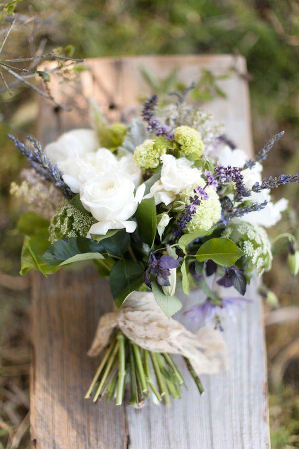 bouquet sposa matrimonio lavanda