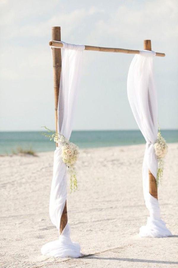 dettagli cerimonia in spiaggia