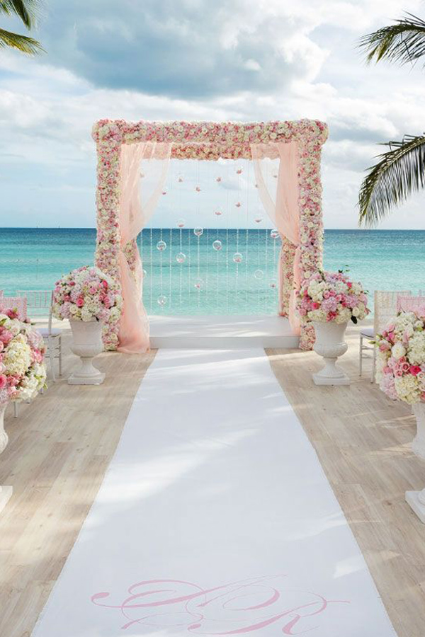Matrimonio In Spiaggia Outfit : Matrimonio in spiaggia come organizzare un