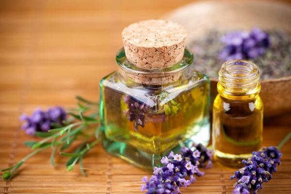 olio aromatizzato lavanda