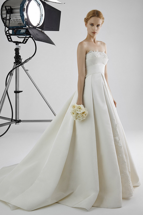 Peter Langner Bridal Collection Spring 2016 ALESSANDRA