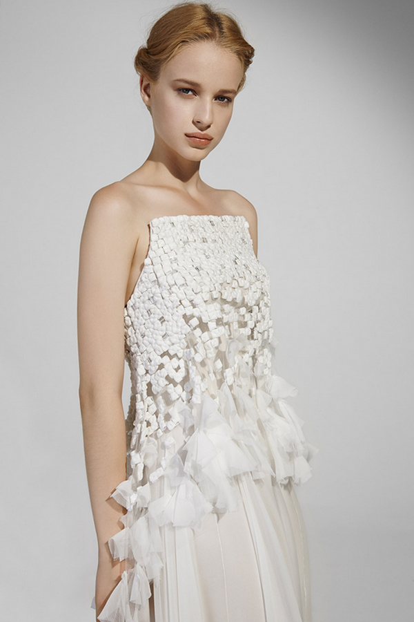 Peter Langner Bridal Collection Spring 2016 ANGELICA 2