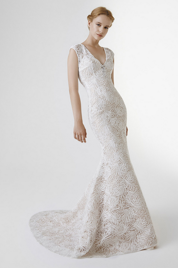 Peter Langner Bridal Collection Spring 2016 EMMA