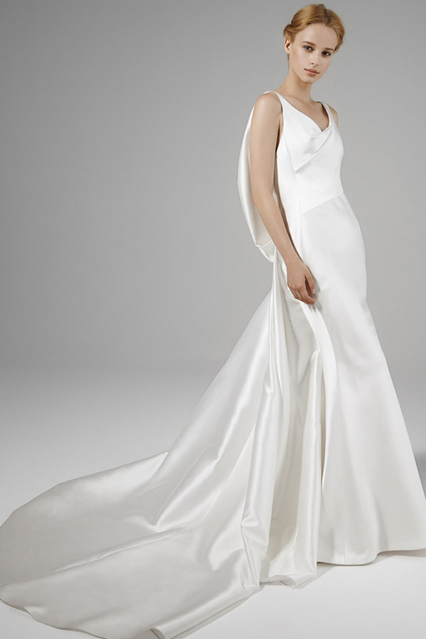 Peter Langner Bridal Collection Spring 2016 SHANA