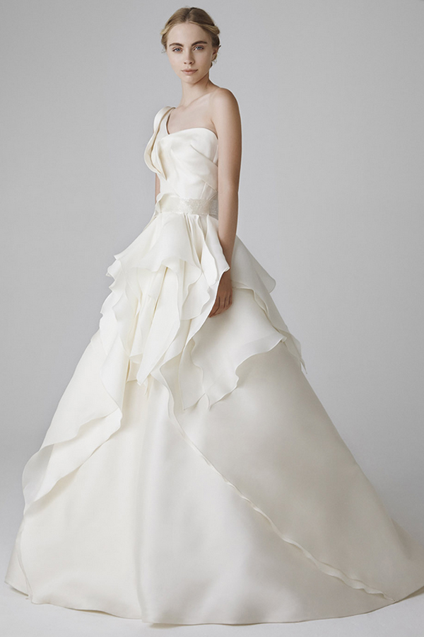 Peter Langner Bridal Collection Spring 2016 VALERIE