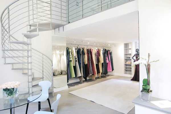 Showroom Peter Milano Langner 1