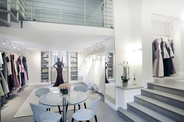 Showroom Peter Langner Milano 2
