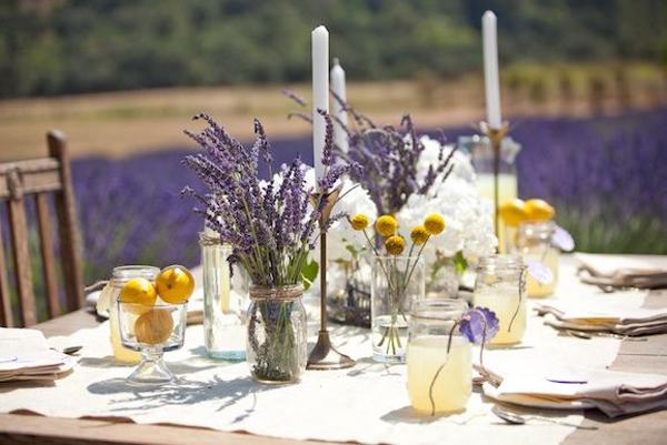 Matrimonio Tema Lavanda : Matrimonio limone e lavanda profumi del mediterraneo