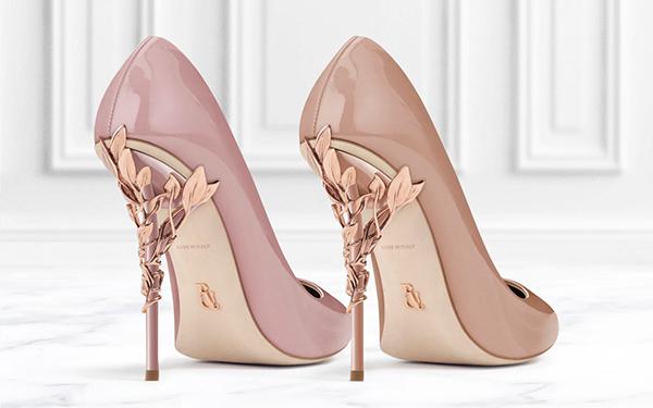 Eden Heel Pump Ralph and Russo Shoes