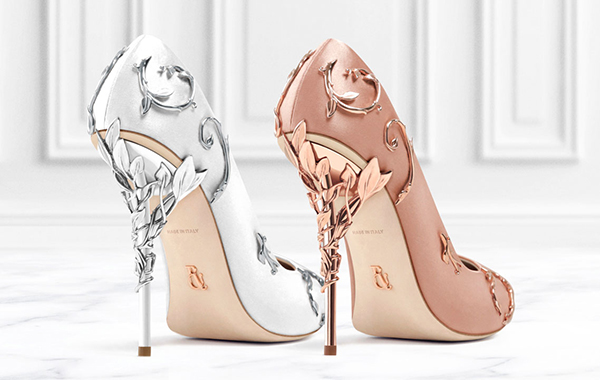 Eden Pump Ralph and Russo Shoes