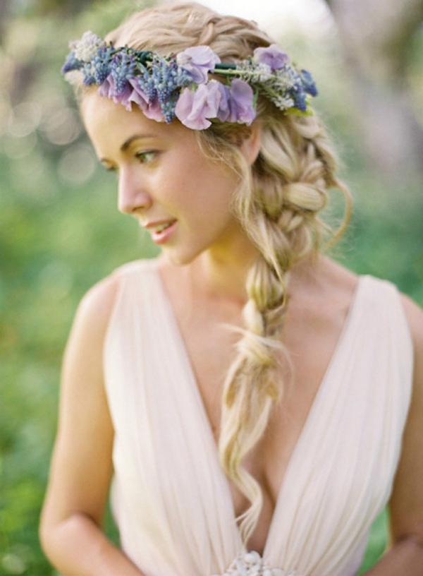 Coroncine di fiori sposa  consigli per scegliere questo accessorio 6cab80a8d301