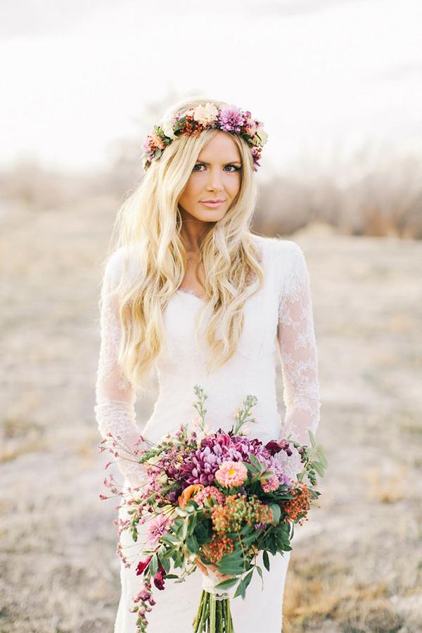 Fiori Bohemien Matrimonio : Matrimonio bohémien come organizzarlo al meglio