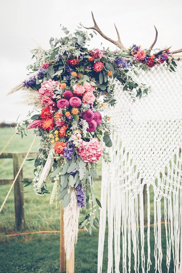 Foto Matrimonio Bohemien : Matrimonio bohémien come organizzarlo al meglio