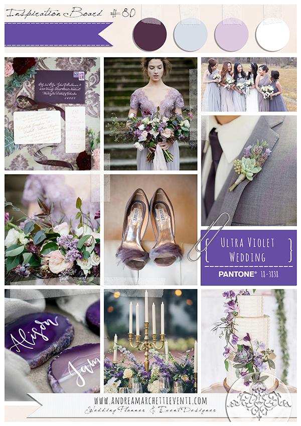 Matrimonio Colore Ultra Violet 1