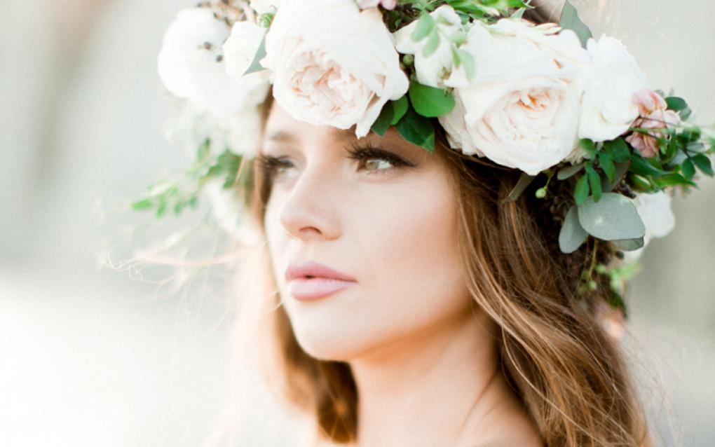 coroncine di fiori sposa consigli per scegliere questo